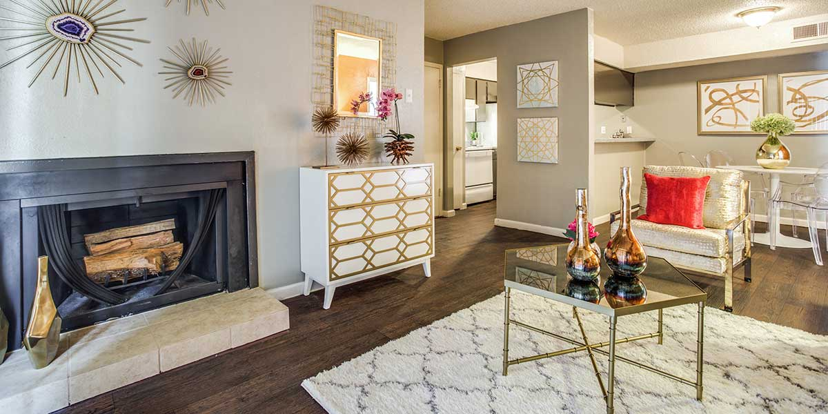 Living/Dining at Listing #137240