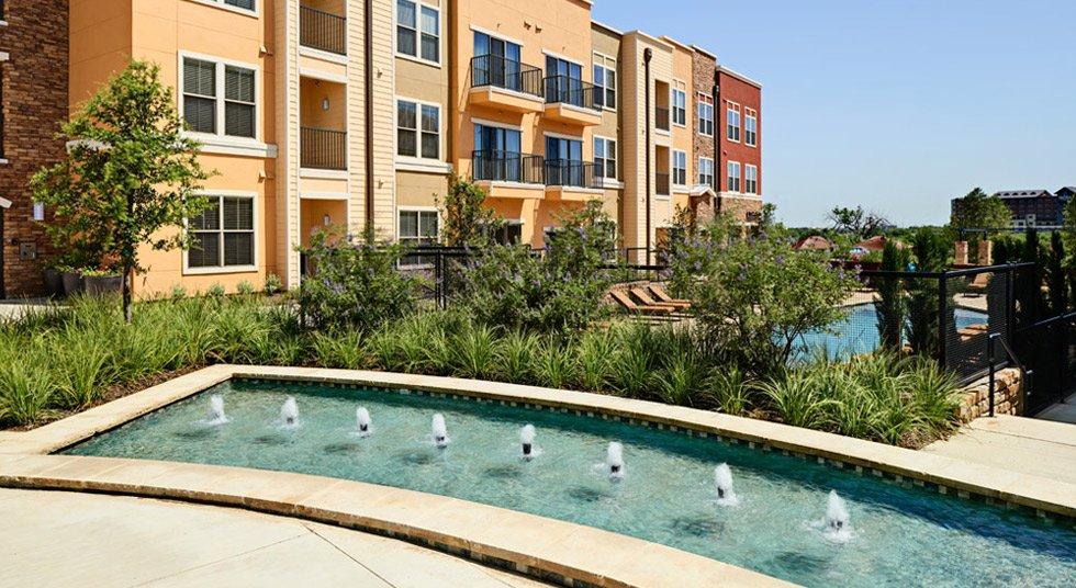 Pool at Listing #239459