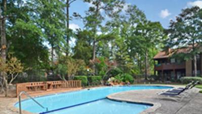 Pool at Listing #138684