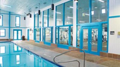 Pool at Listing #140871