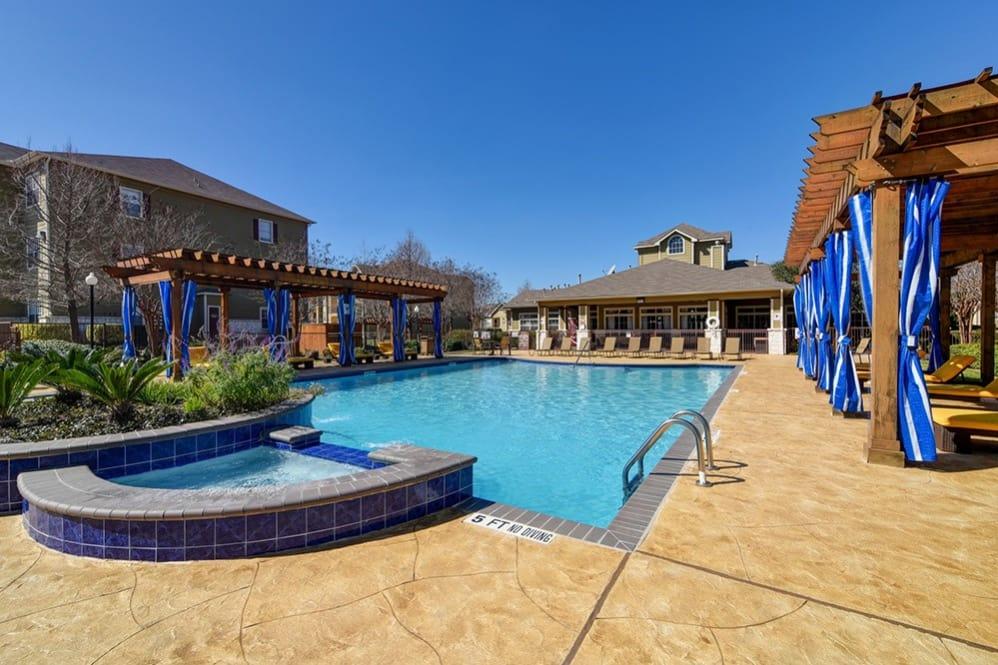 Pool at Listing #141452