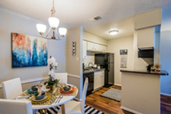 Dinning/Kitchen at Listing #136043