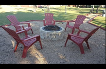Fire Pit at Listing #141265
