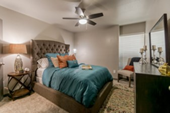 Bedroom at Listing #140964