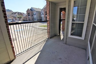 Patio at Listing #144348