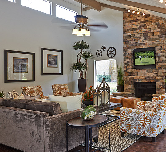 Clubhouse at Listing #140897