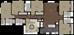 2,300 sq. ft. 5B1 floor plan