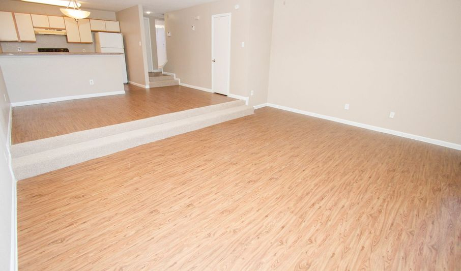 Living/Dining at Listing #138266