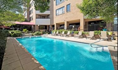 Pool at Listing #141347
