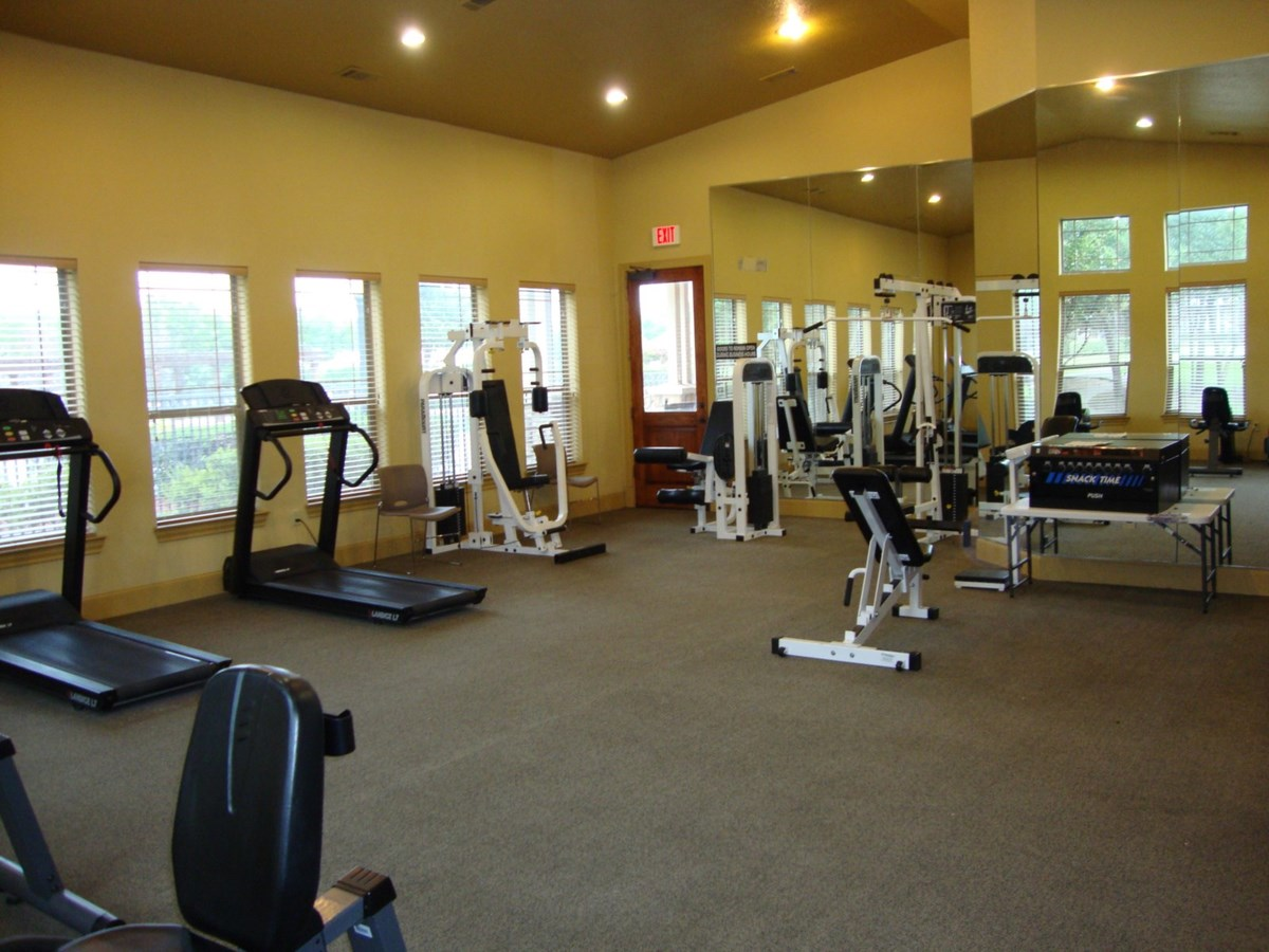 Fitness at Listing #144089