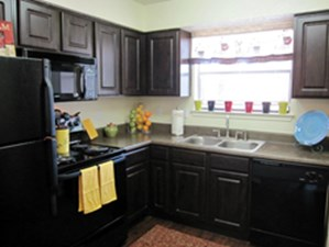 Kitchen at Listing #136254