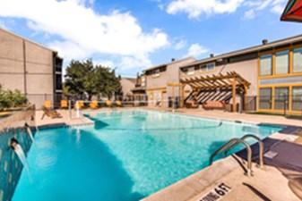 Pool at Listing #136261