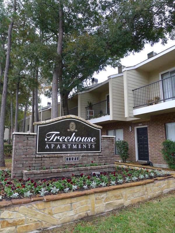 Treehouse Apartments Conroe TX