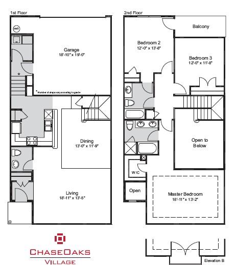 1,835 sq. ft. F floor plan
