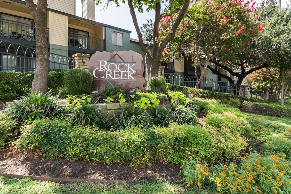 Rock Creek Apartments Dallas TX