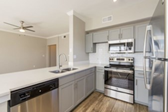 Kitchen at Listing #137755