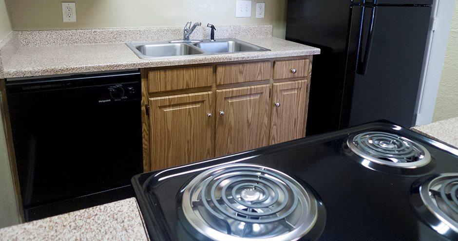 Kitchen at Listing #137506