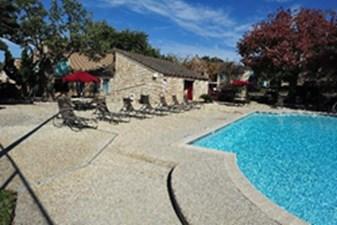 Pool at Listing #141049