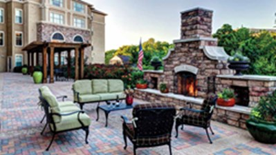 Fire Pit at Listing #145172