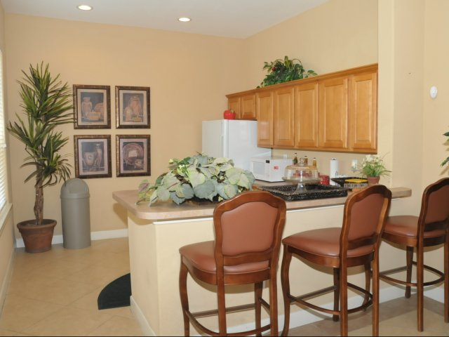 Clubhouse at Listing #144474