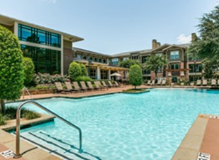 Pool at Listing #144777