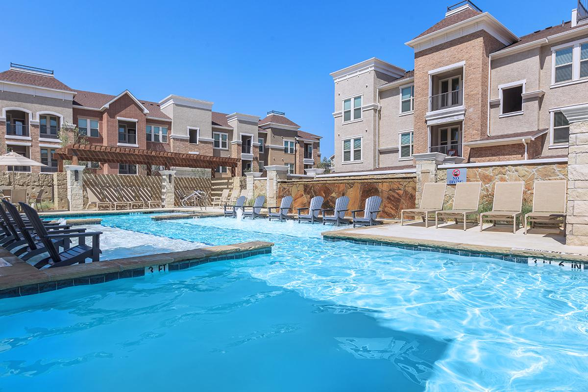 Pool at Listing #261402