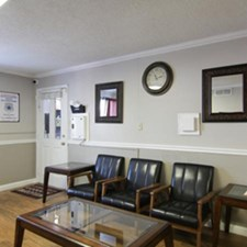 Lobby at Listing #139141