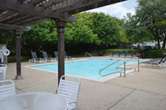 Pool at Listing #137700