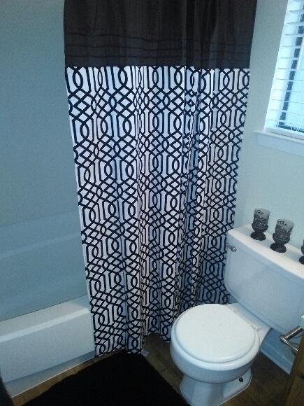 Bathroom at Listing #136789