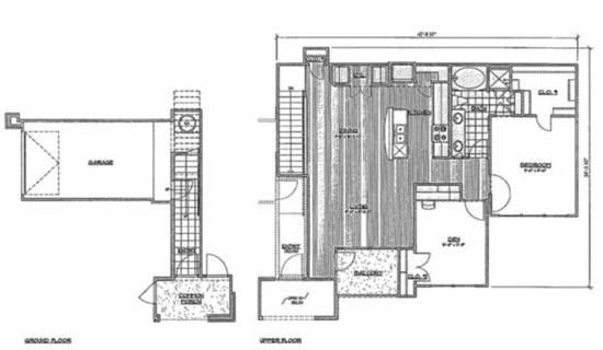 1,198 sq. ft. B4/Assai floor plan