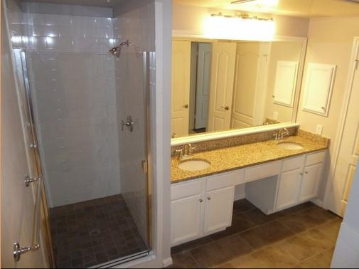 Bathroom at Listing #141411