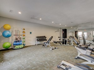 Fitness at Listing #136760