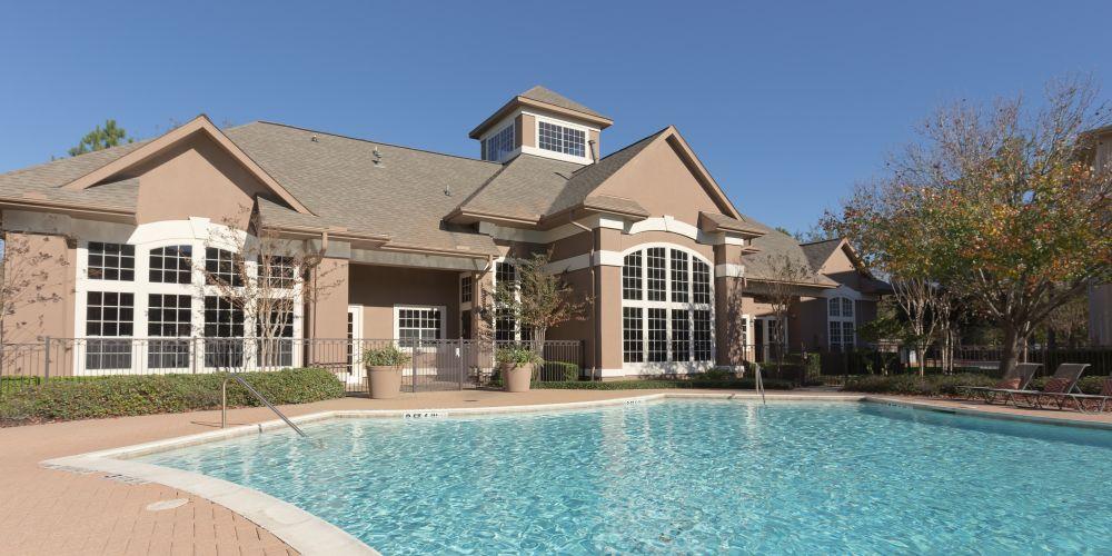 Pool at Listing #138553