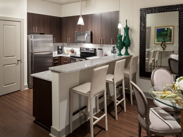 Kitchen at Listing #226775