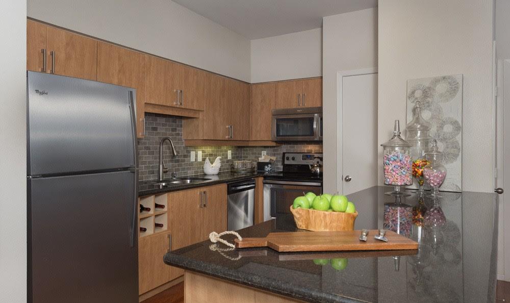 Kitchen at Listing #138087