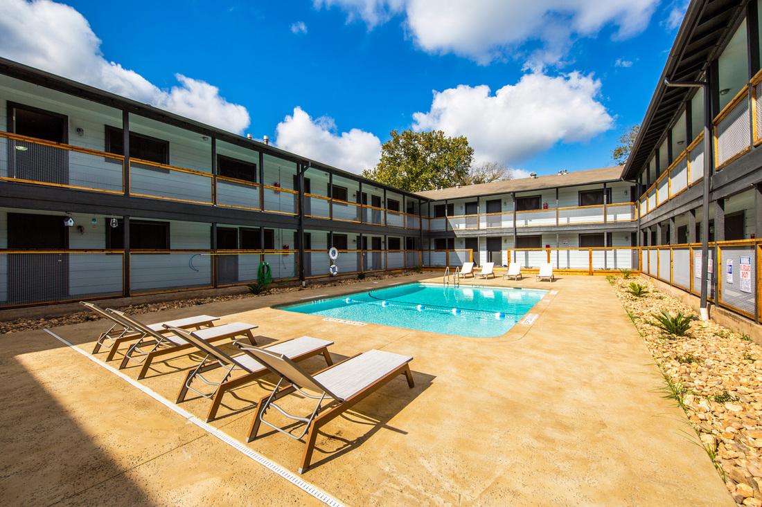 Garrison Apartments Austin TX