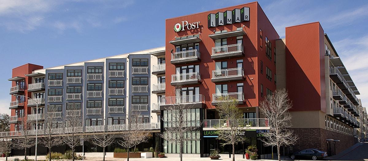 Post South Lamar II Apartments Austin, TX
