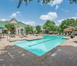 Pool at Listing #137853