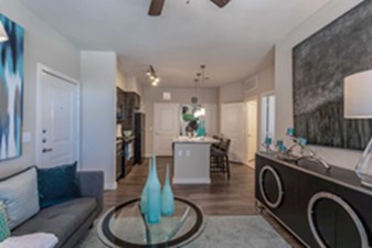 Living/Kitchen at Listing #330033