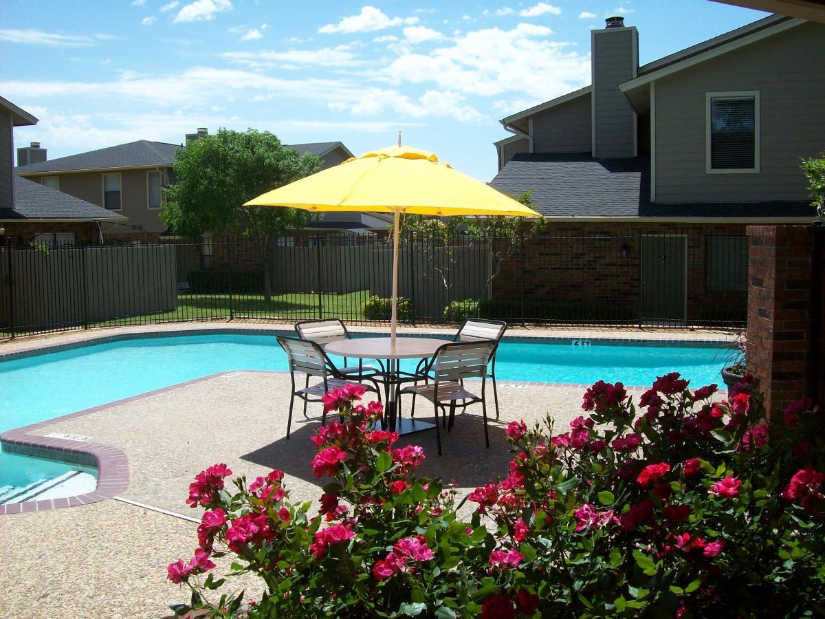 Pool at Listing #136438