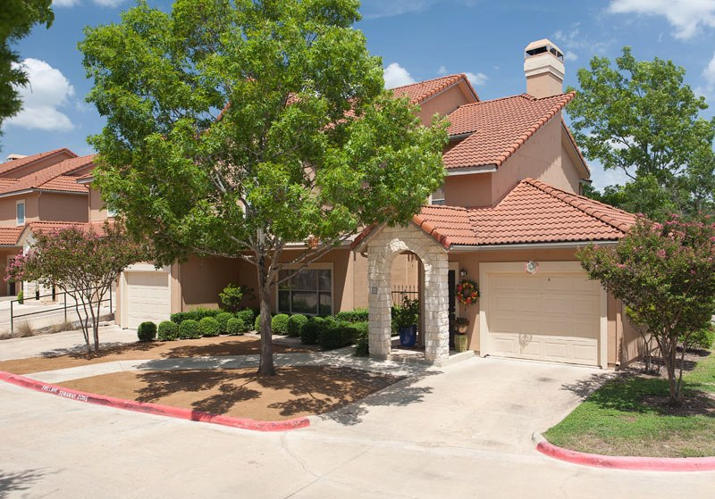 Barton Creek Apartments Austin, TX