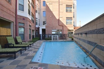 Pool at Listing #151520