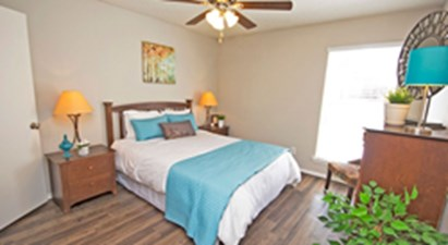 Bedroom at Listing #135912