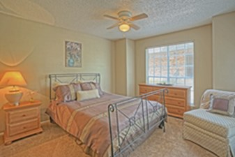 Bedroom at Listing #141257