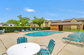 Pool at Listing #217376