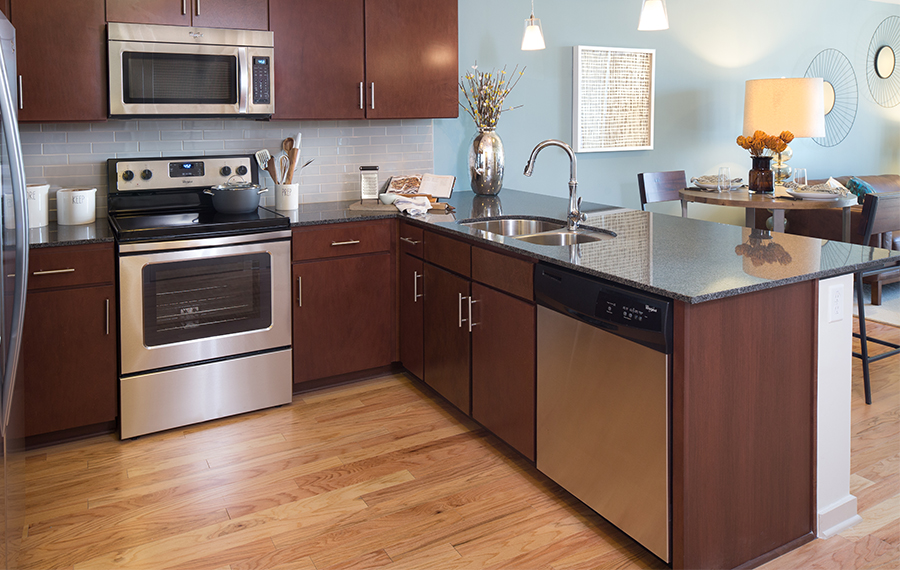 Kitchen at Listing #226167