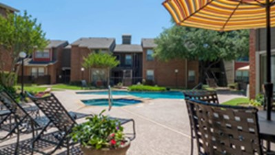 Pool at Listing #136530