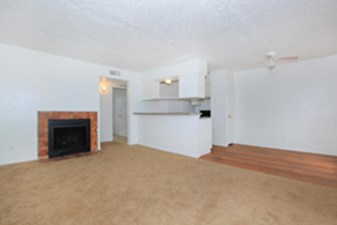 Living Room at Listing #136456