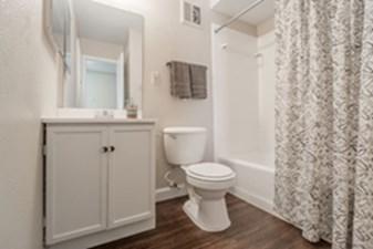 Bathroom at Listing #145877