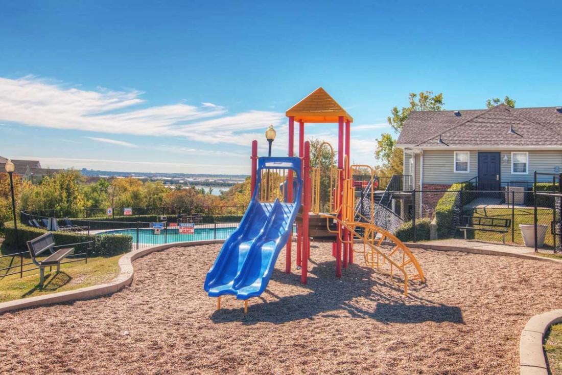 Playground at Listing #138124